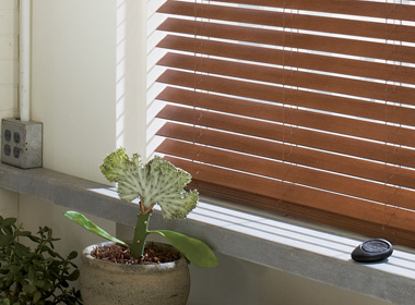 hunter douglas everwood faux wood blinds Naples Fl