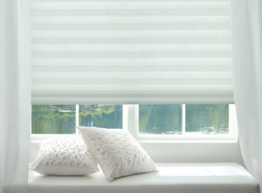 Hunter Douglas soft roman shades Naples, Fl