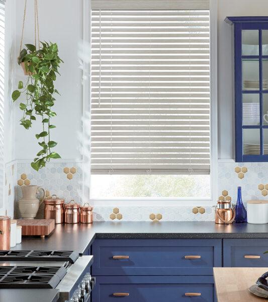 kitchen hunter douglas motorized blinds Fort Myers FL