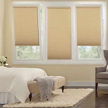 tilt turn window covering solutions with hunter douglas track glide Fort Myers
