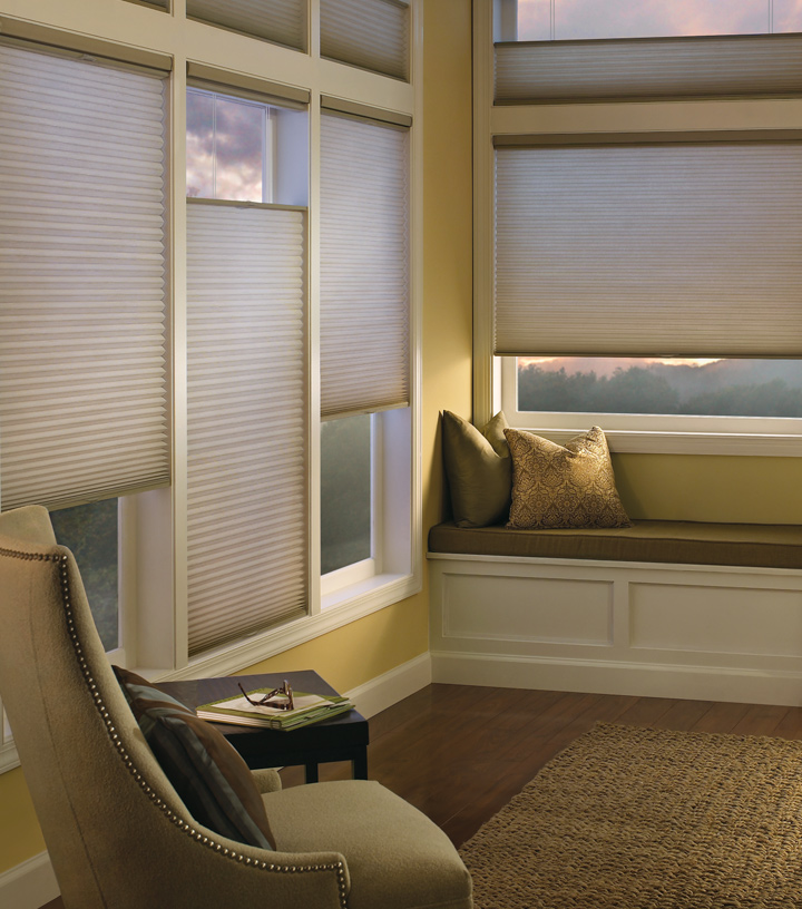 bring in daylight across the ceiling with cellular shades top down bottom up shades 34102