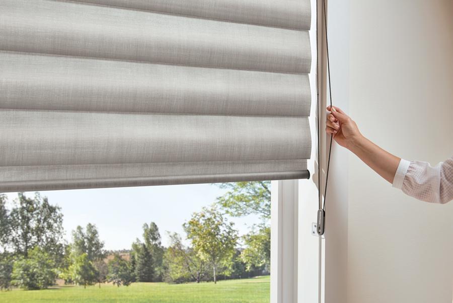 child safety cord safe blinds Hunter Douglas Naples 34119
