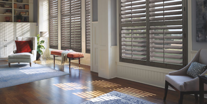 energy efficient window treatments living room plantation shutters Fort Myers FL