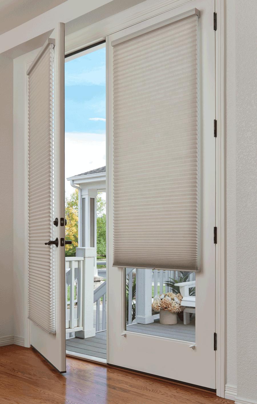 The Best Glass Door Window Treatments