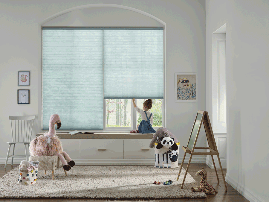 literise cordless blinds for child safety Fort Myers FL