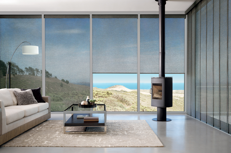 solve window issues with screen shades Hunter Douglas Naples 34119