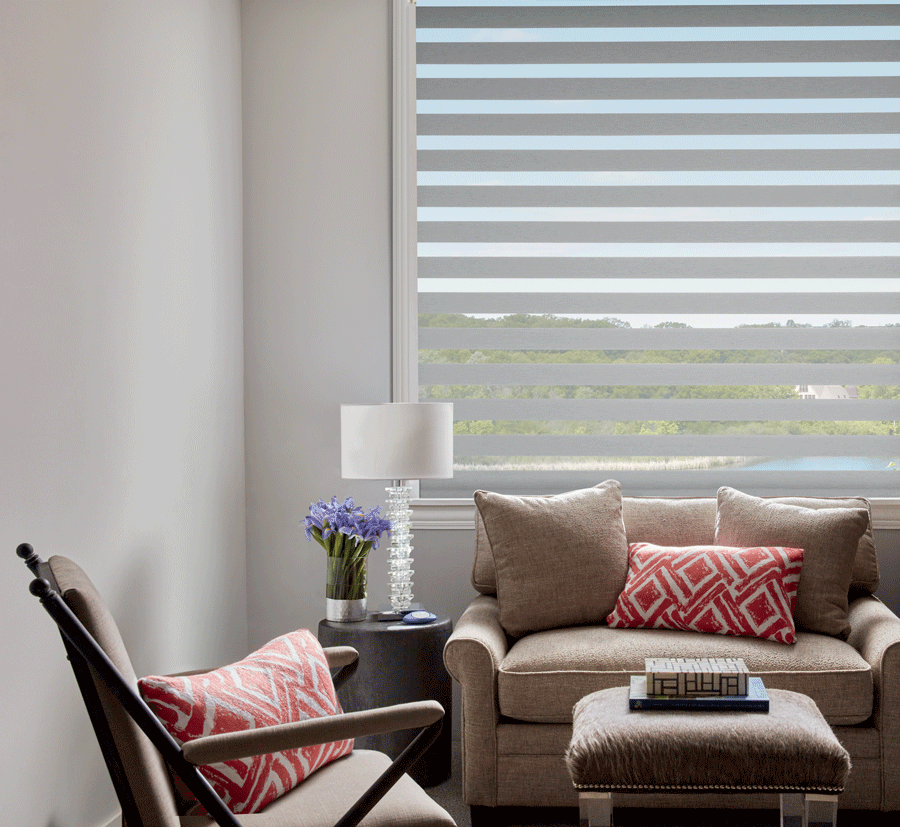 base shade to layer window treatments Fort Myers FL
