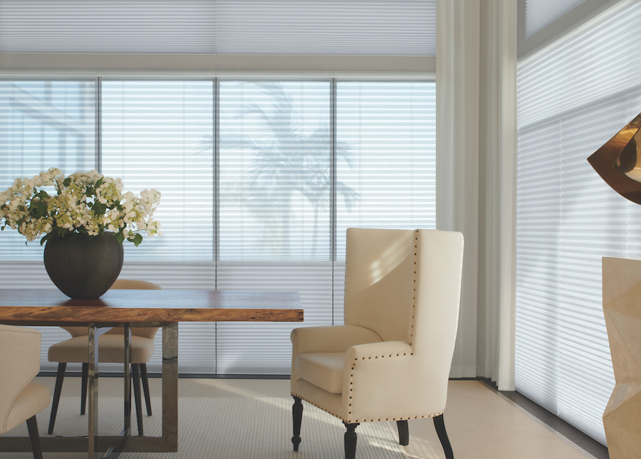 Fort Myers, FL alustra duette honeycomb shades