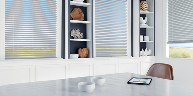 automated shades kitchen smart home smart shades at home blinds