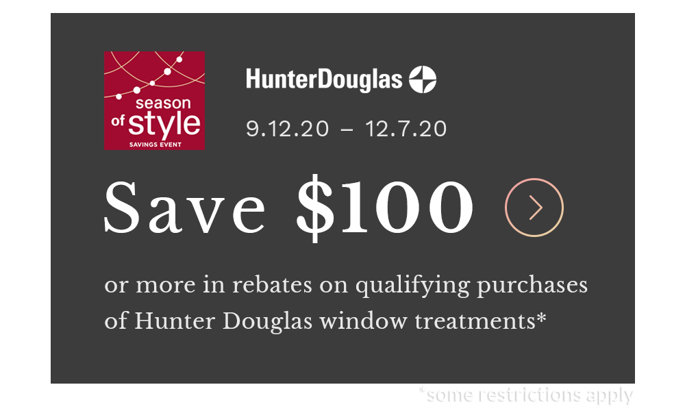 get hunter douglas window shades on sale in Fort myers FL