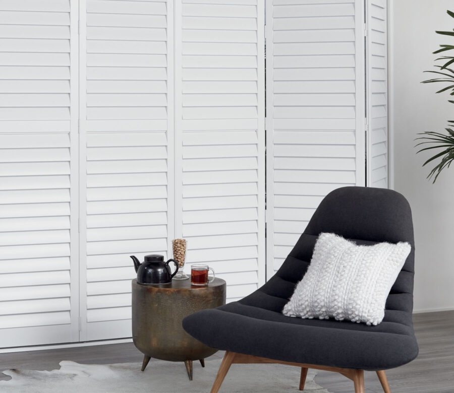 newstyle hybrid shutters floor to ceiling living room ft myers florida