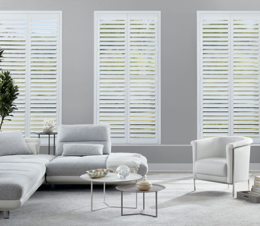 newstyle plantaion shades living room fort myers florida