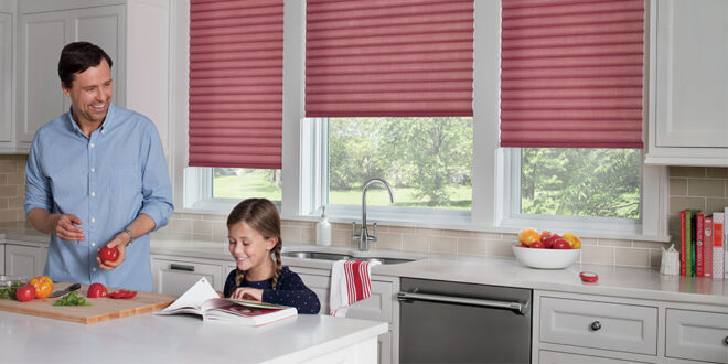 kitchen window shades in Fort Myers, FL